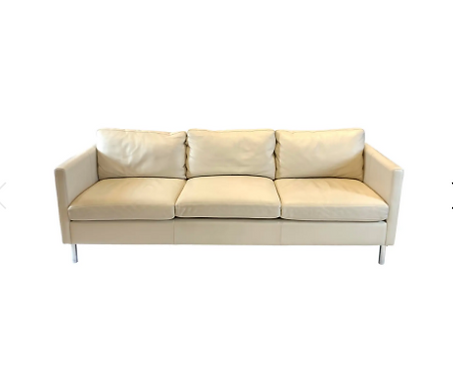 Bone Leather Jackson Sofa by Room and Board