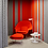 Thumbnail: Eero Saarinen for Knoll Calacatta Marble Tulip Side Table