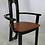 Thumbnail: Set of Six Italian Avant Garde Dining Chairs