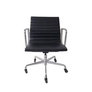 Eames Office Chair black Leather