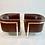 Thumbnail: Harvey Probber Tub Chairs- A Pair