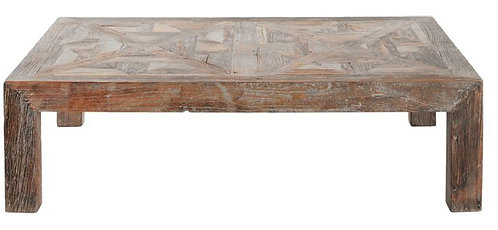 Reclaimed Elm Coffee Table