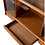 Thumbnail: John Keal Mahogany & Glass Display Cabinet Credenza Brown Saltman