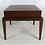 Thumbnail: Pair of Mahogany Side Tables by Seth Ben-Ari