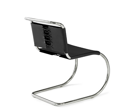 4 Mies MR Chairs/ Knoll