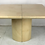 Thumbnail: Fine Parchment Extension Dining Table by Ron Seff