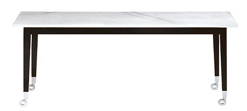Driade Marble Neoz Table by Phillippe Starck