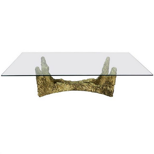 Brutalist Coffee Table