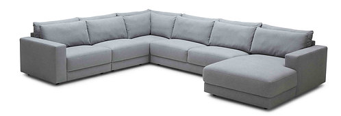 2693 Large 5pc Sectional