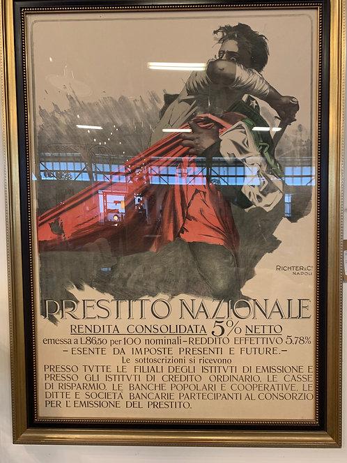 Vintage European Poster