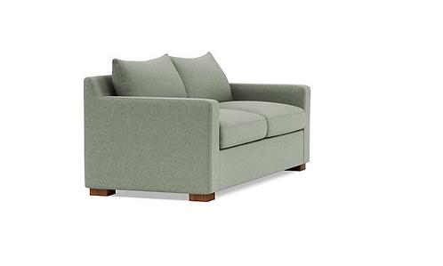Interior Define Sloan Queen Sleeper- Lichen Velvet