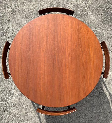 Roundette Dining Set by Hans Olsen for Frem Rojle