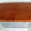 Thumbnail: Milo Baughman Dining Table with Chevron Marquetry Top