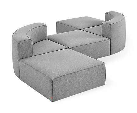 Mix Modular 5-Pc Seating Group