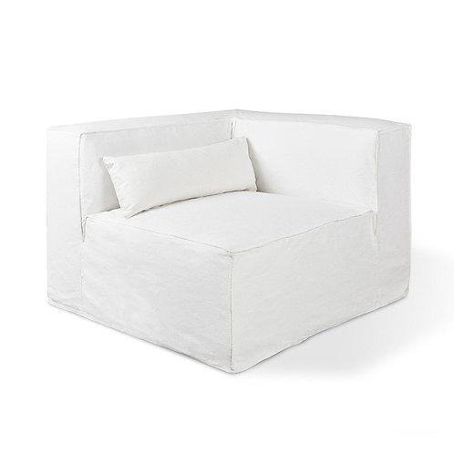 Mix Modular Slipcover – Corner Chair