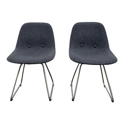 Set of 4 Erik Jorgensen Eyes Chairs