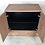 Thumbnail: Cerused Oak Marquetry Nightstand by Ello
