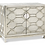 Thumbnail: Brownstone German Silver Treviso Cabinet