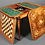 Thumbnail: Italian Inlaid Games Table with multiple play surfaces