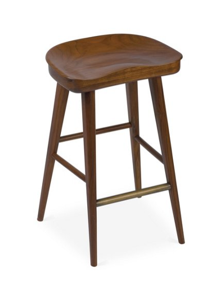 Pair of Tractor Seat Bar Stools