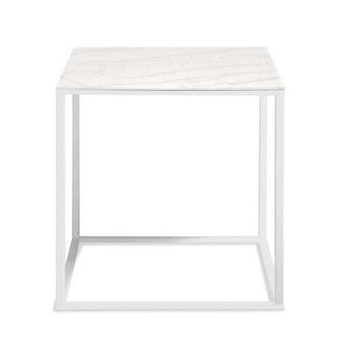 Blu Dot Minimalista Marble End Table