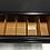 Thumbnail: Monumental Walnut Double Highboy Dresser by T.H. Robsjohn-Gibbings