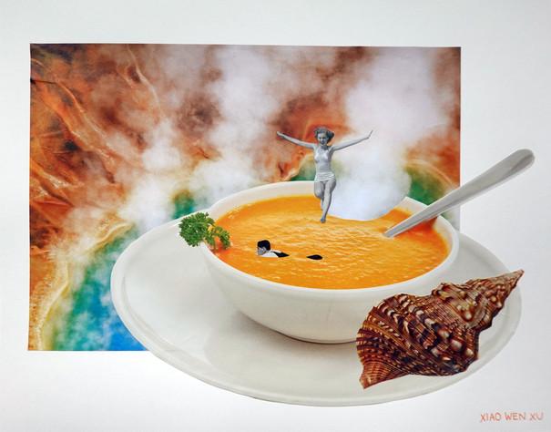Squash Swim Soup, 2021