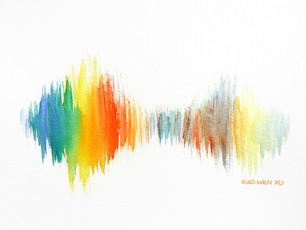 The Heartbeat of a Rainbow, 2021