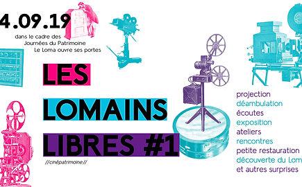 Visuel Lomains Libres 1 agenda paris sac