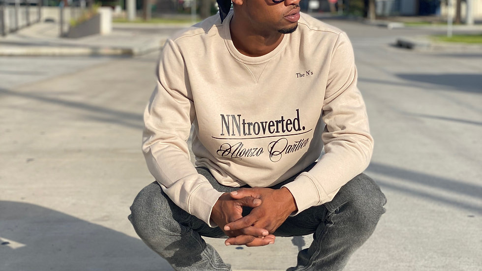 NNTroverted - Long Sleeve