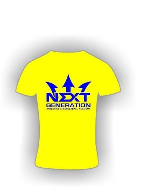 NexGen 'Basketball Academy Trident' Custom Tee