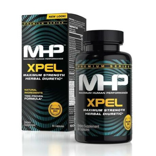 XPEL Maximum Strength Herbal Diuretic (80 Capsules)