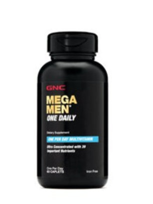 GNC Mega Men One Daily (60 count)