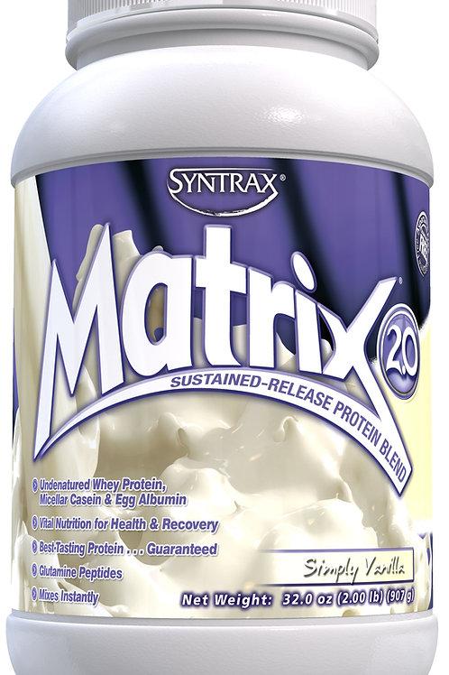 Matrix Simply Vanilla (2 lbs)