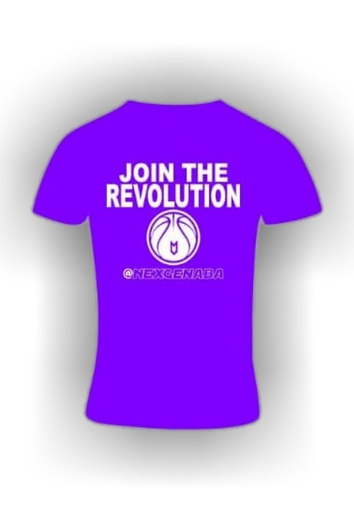 NexGen 'Join The Revolution' Custom Tee