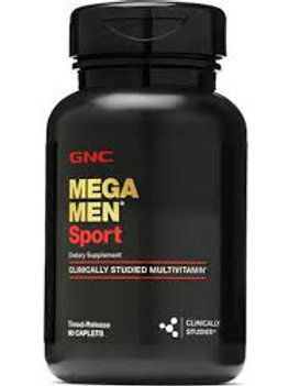 GNC Mega Men Sport (90 count)