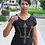 Thumbnail: Mass Casual Tees Fitted Ladies Baby Tee Trident Shirt