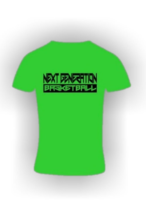 NexGen 'Next Generation Basketball' Custom Tee