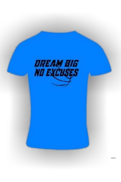NexGen 'Dream Big No Excuses' Custom Tee