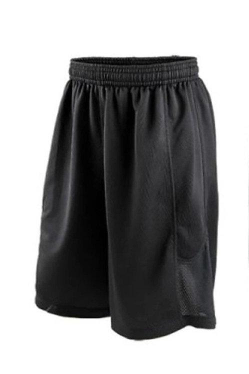 Men's Mesh Panel Training/Workout Shorts