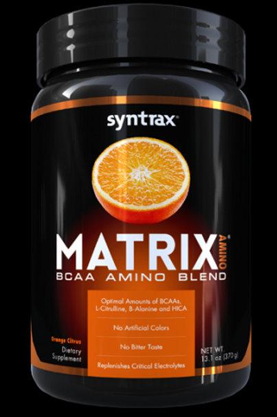 Matrix Amino Orange Citrus (370g)