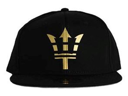 Mass Casual Tees Snapback Trident Hat