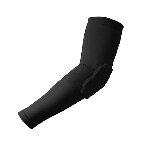 Compresssion Honeycomb Shooter Arm Sleeve