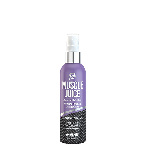 Pro Tan Muscle Juice Competition Posing Oil (4 fl. oz)