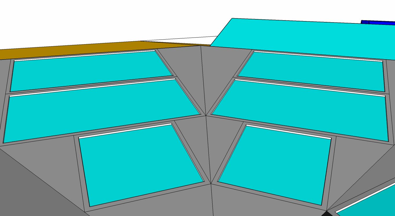 Bridge design revision 1 left lean forward screen view