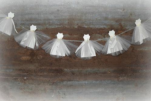 Halter Style Bride Gown Banner