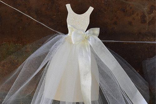 Drop Waist Bride Gown Banner
