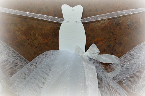 Mermaid Style Bride Gown Banner
