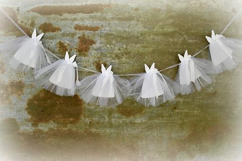 Plunge Neckline Bride Gown Banner