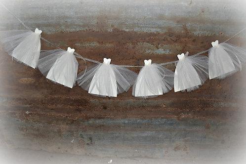 Semi Sweetheart Bride Gown Banner